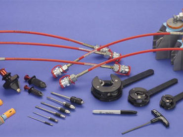 Hydraulic Tube Repair System