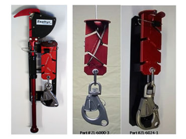 Rescue Hoist Cable Cutter & Hook