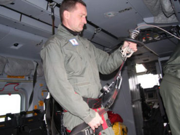 Hoist Man Harness